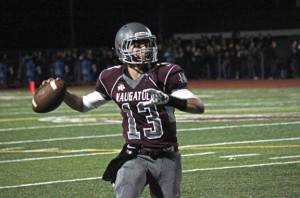 Naugatuck's Jason Bradley was named the Naugatuck Valley League's Male Athlete of the Year. -FILE PHOTO