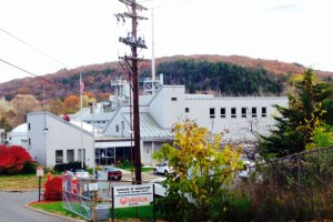 Naugatuck's wastewater treatment plant. –RA ARCHIVE