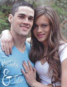 Tyler Cronk and Kimberly Manjuck –AMANDA DEMAIO