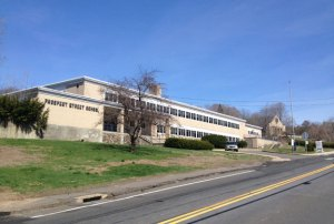 The Board of Mayor and Burgesses approved the sale of the former Prospect Street School in Naugatuck to Format LLC for $300,000 Tuesday night. –RA ARCHIVE