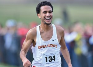 Naugatuck High School graduate Mohamed Hrezi will compete in the Summer Games next month with the Libyan Olympic team. –IOWA STATE UNIVERSITY