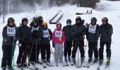 Naugatuck Special Olympics recently competed in the Special Olympic Connecticut Winter Games at Powder Ridge Ski area in Middlefield and Eversource in Windsor. –CONTRIBUTED