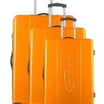Travel One Set, 3-teilig Trolley orange 149€ statt 699€