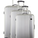 Travel One Set, 3-teilig silberTrolley 149€ statt 699€