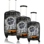 Panam Airlines Set, 3-teilig Trolley 149,90€ statt 699€