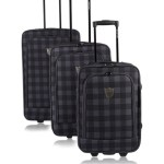 Travel World Set, 3-teilig Trolley 99,95€ statt 399€