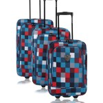 Travel World Set, 3-teilig Trolley color 99,95€ statt 399€