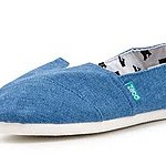 Paez Slipper blue 29,99€ statt 45€