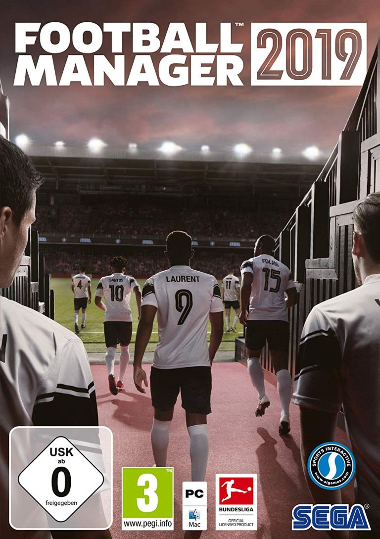Football Manager 2019 bei amazon.de