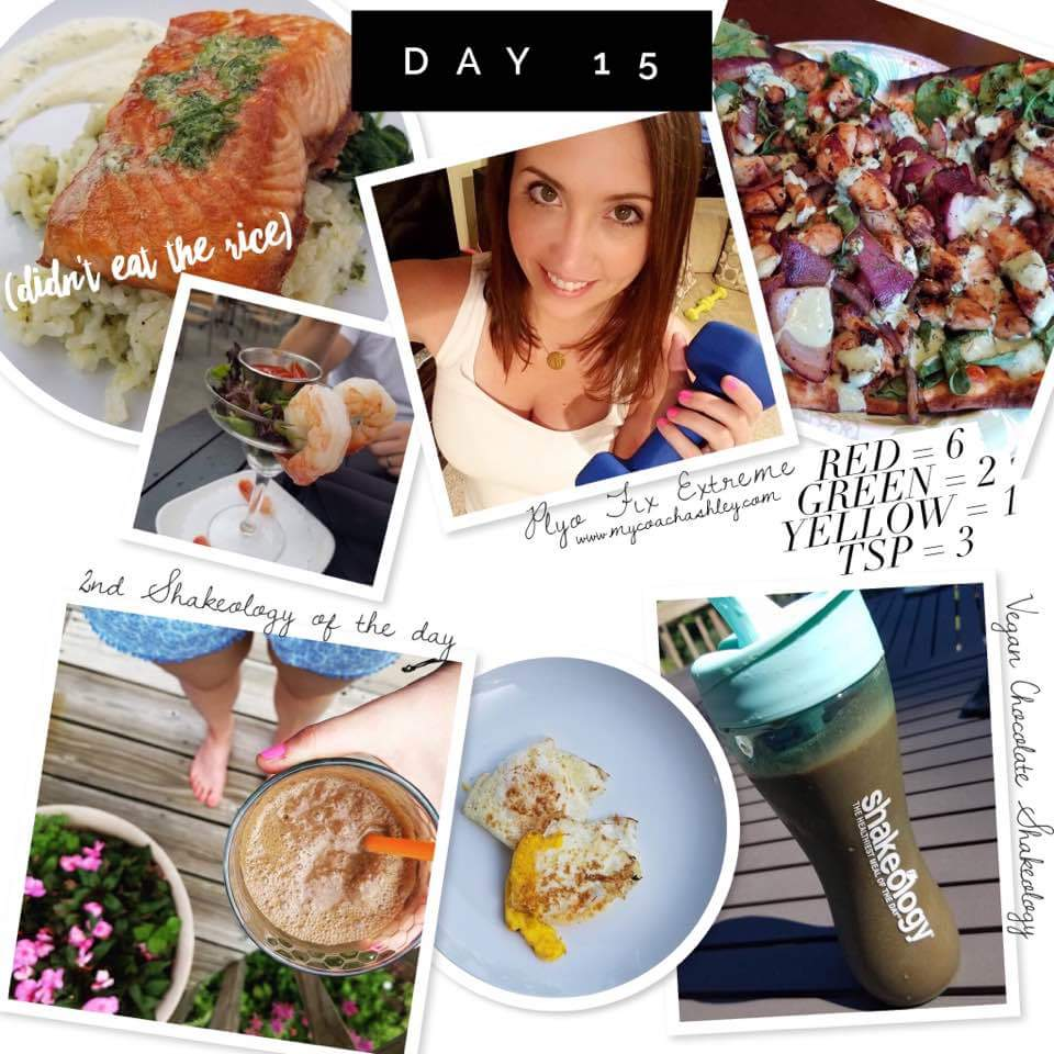 21Day Fix Extreme (My Journey)