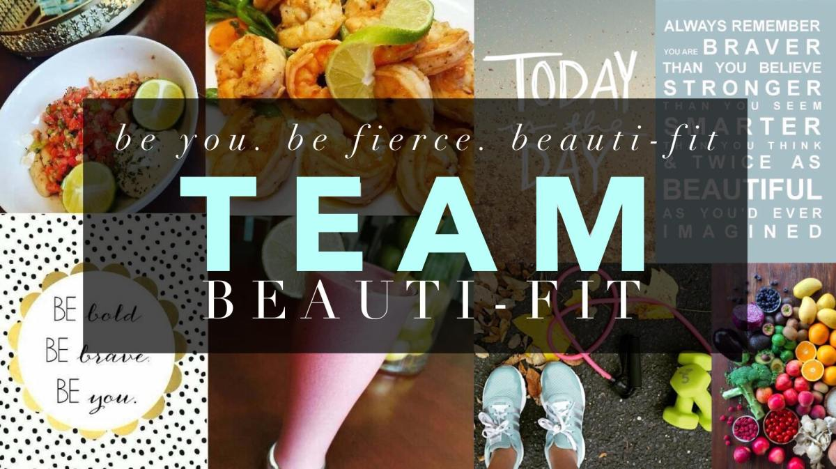 Join Team Beauti-fit as a Coach!