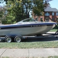 1986 Cobalt 21BR For Sale - SOLD
