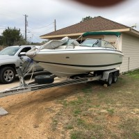 2000 Cobalt 206 For Sale in Texas