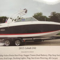 2015 Cobalt 242T For Sale in Missouri