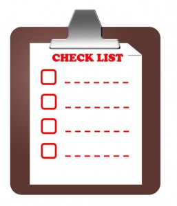 COBRA Checklist Audit List