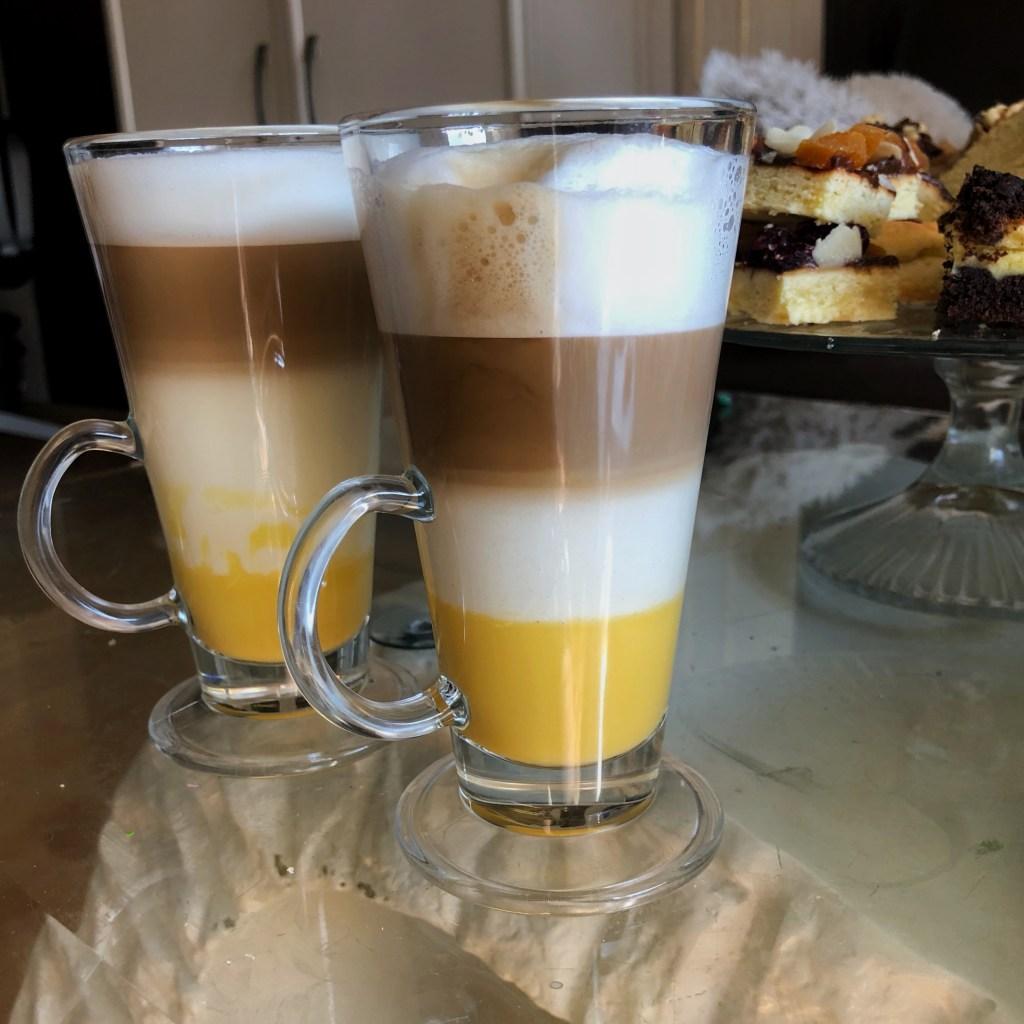kawa na Wielkanoc