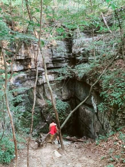 Hiking Huntsville, Alabama