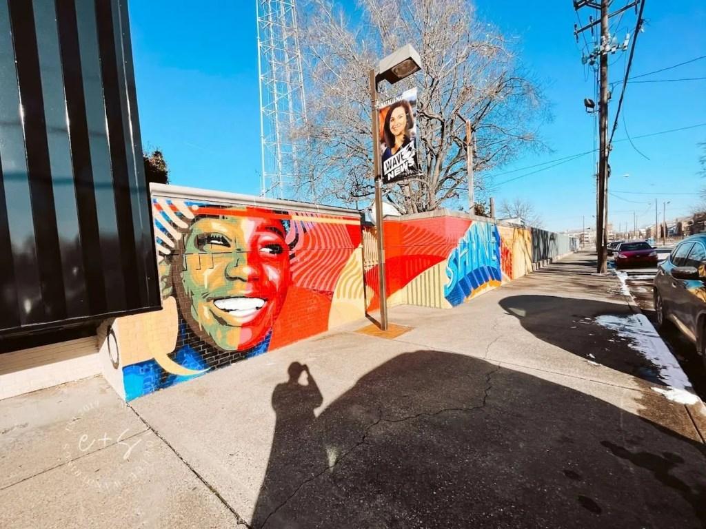 Shine Louisville Mural