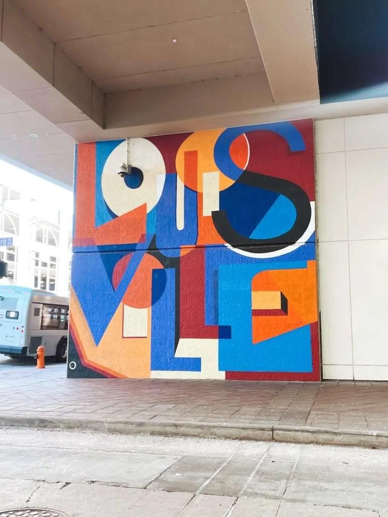 Often Seen Rarely Spoken Mural louisville kentucky