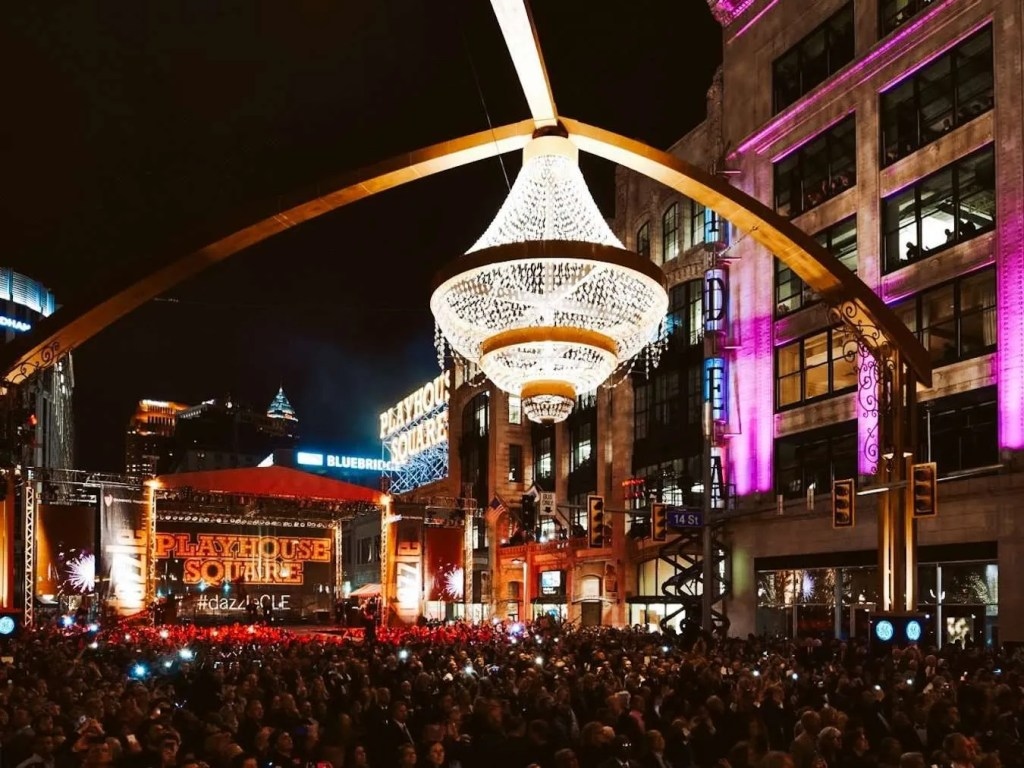 best things to do in Cleveland ohio, fun things to do in cleveland, playhouse square cleveland,
