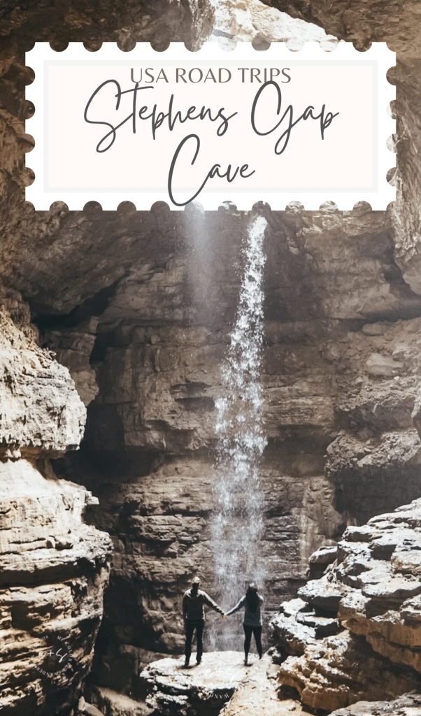 Stephens Gap Cave Travel Guide, caves with waterfalls, waterfall in alabama, alabama waterfalls, caves in alabama