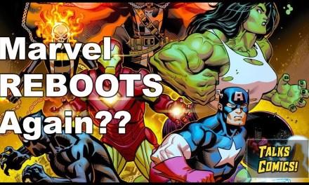 Marvel Fresh Start 2018 | Talks Comics! #9