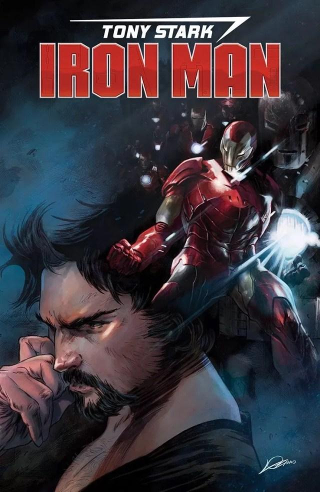 Marvel Fresh Start Tony Stark Iron Man