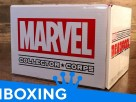 funko unboxing marvel collector's corp deadpool