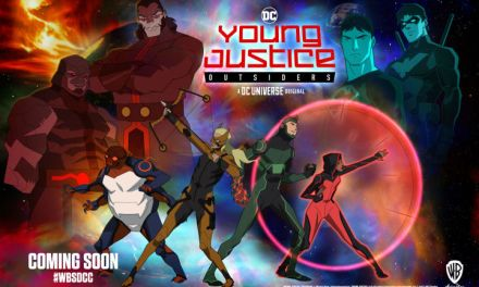 Young Justice Outsiders – New Characters and Plot Details