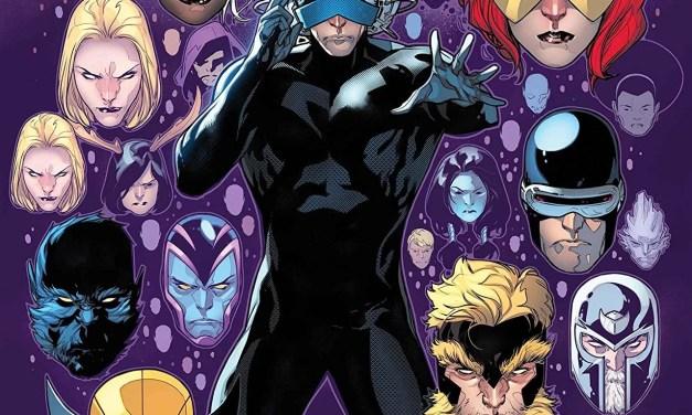 Jonathan Hickman Announces Marvel X-Men Multiyear Plan