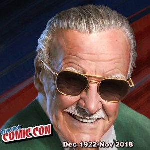 nycc 2019 new york comic con 2019 stan lee