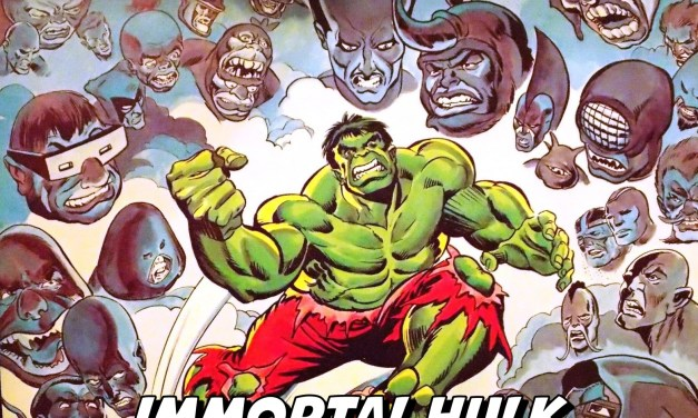 Al Ewing, Immortal Hulk & Classic Hulk Villains | Marvel Comics