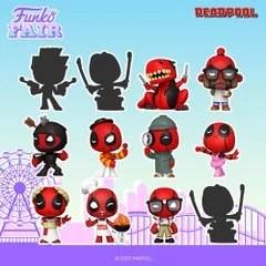 funko fair day 4 2021 marvel deadpool mystery mini