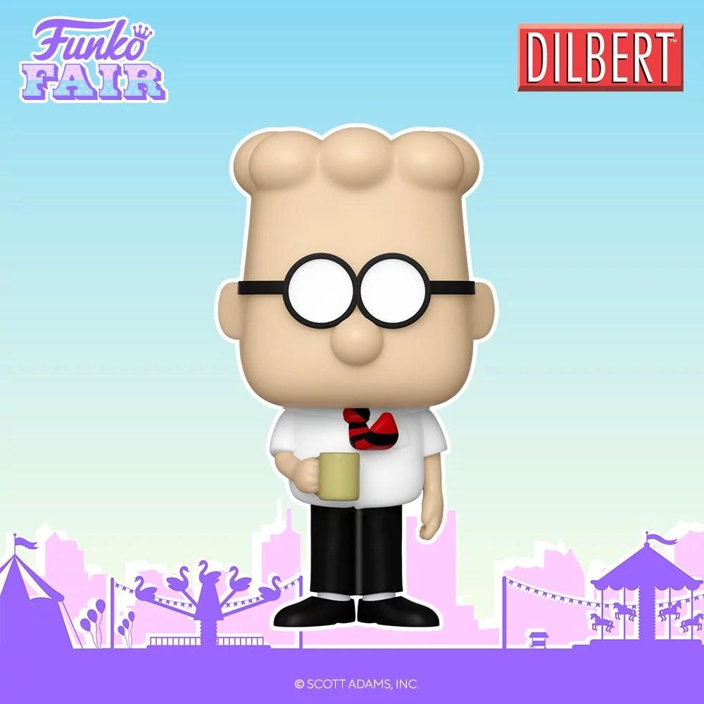 funko fair day 7 animation toy fair 2021 dilbert pop