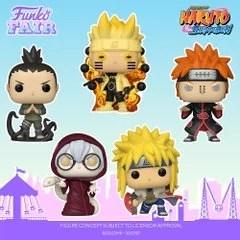 funko toy fair 2021 anime day 2 naruto shippuden pop shikamaru nara nagato pain uzumaki sage 6th path minato namikaze kabuto yakushi preorder