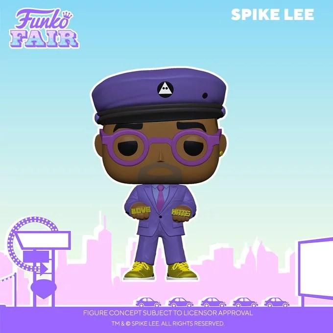 funko fair day 5 movies toy fair 2021 spike lee filmaker pop directors