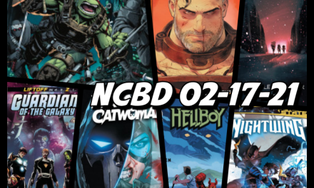 New Comic Book Recommendations | February 17, 2021