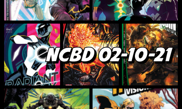 New Comic Book Recommendations | February 10, 2021