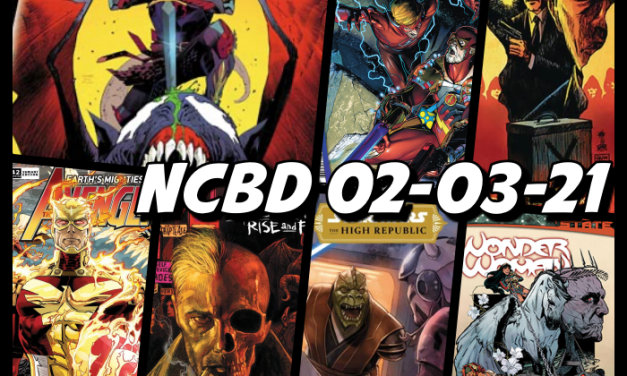 New Comic Book Recommendations | February 02, 2021