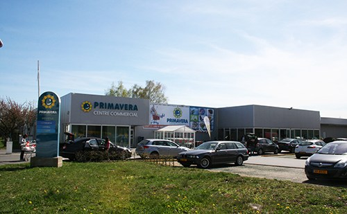 Primavera Centre Commercial