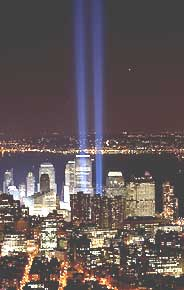 9-11 Tribute Light