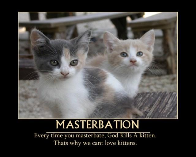 Masterbation Motivation Poster