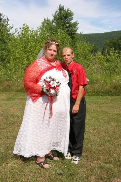 Gorgeous Wedding Couple 1
