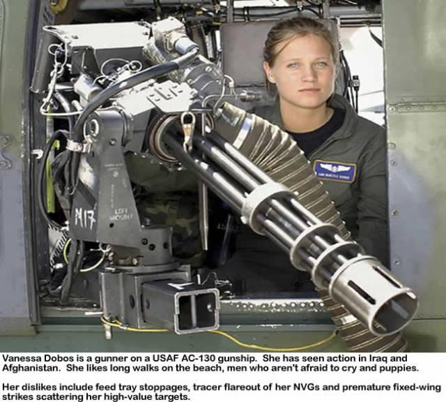 AC 130 Gunner