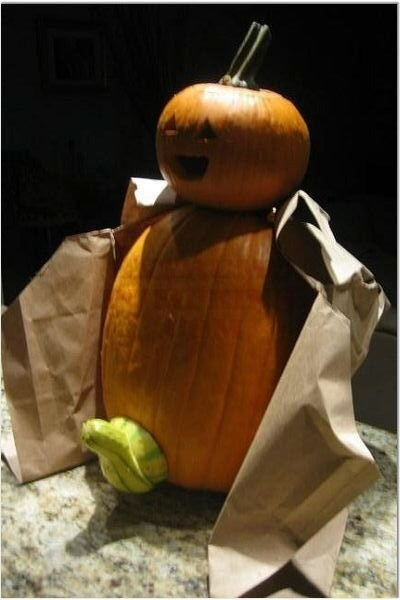 Pumpkin flasher