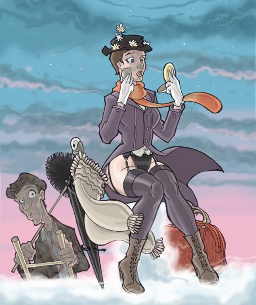 Sexy Poppins