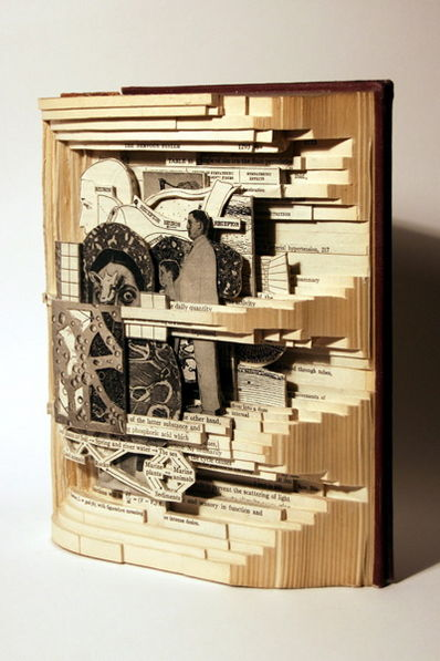 In prison, this book would have a shank hidden in it...