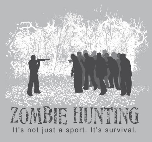 zombie-hunting