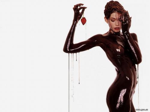 chocolate-girl