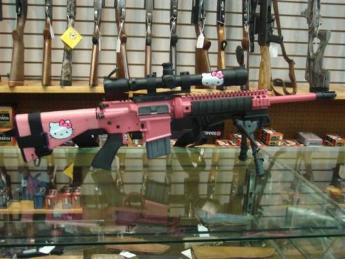 hello-kitty-rifle